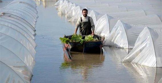 Mersin Sular Altında Kalacak!