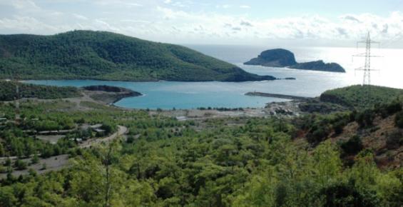 Mersin Turizmine Nükleer Santral Darbesi