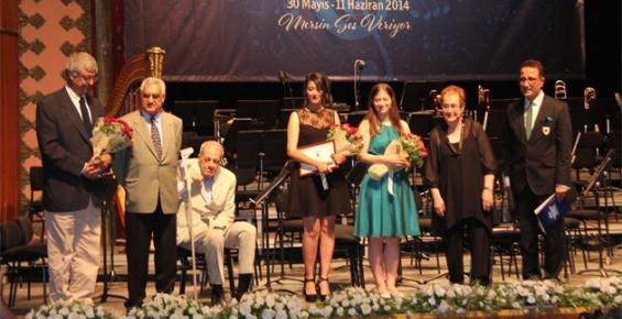 Mersin Uluslararası Müzik Festivali Başladı