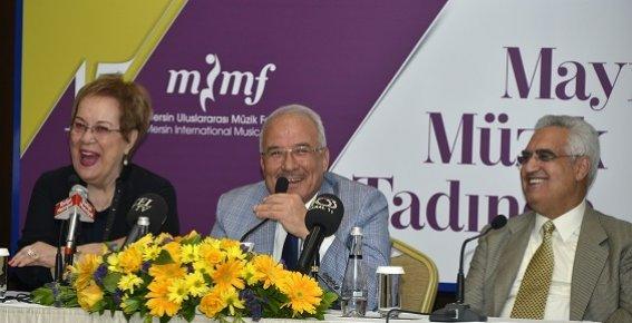 Mersin Uluslararası Müzik Festivali Start Alıyor