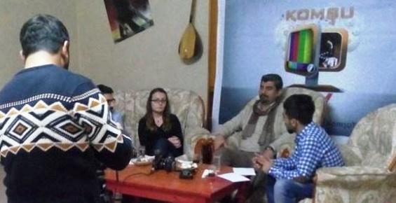 Mersin Üniversite Öğrencilerinden Komşu TV