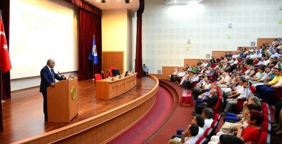 Mersin Üniversitesi'nde '15 Temmuz Demokrasi Haftası' Etkinlikleri