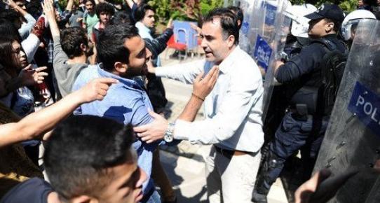 Mersin Üniversitesi'nde Çıkan Kavgada, 4 Öğrenci Yaralandı