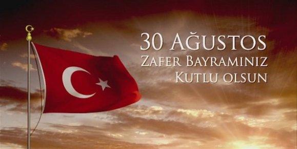 Mersin Valisi Ali İhsan Su'nun '30 Ağustos Zafer Bayramı' Mesajı