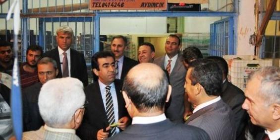 Mersin Valisi, Belediye başkanlığına Adaymı ?