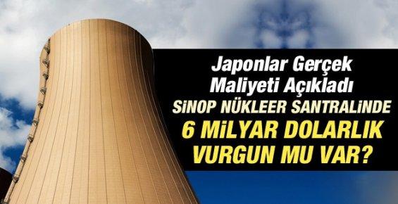 Mersin ve Sinop'da ki Nükleer Santral Yapımında Vurgun mu Var ?