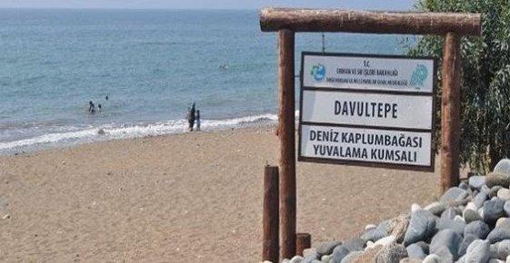 Mersin'de 100.Yıl Plajı 38 Bin Tl Bedelle İhaleye Çıktı