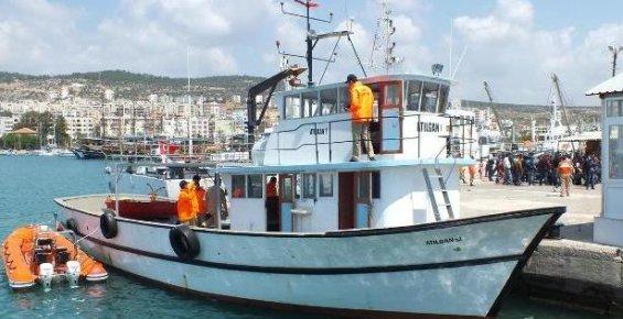 Mersin'de 150 Kaçak Göçmen Yakalandı