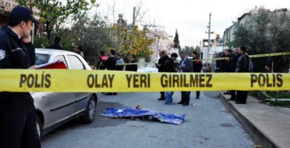 Mersin'de 1O Yaşında ki Çoçuk 12 Yaşındaki Arkadaşını Vurdu