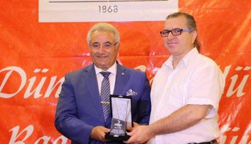 Mersin'de 25 Kezden Fazla Kan Bağışı Yapanlar Madalya ve Plaketlerini Aldı.