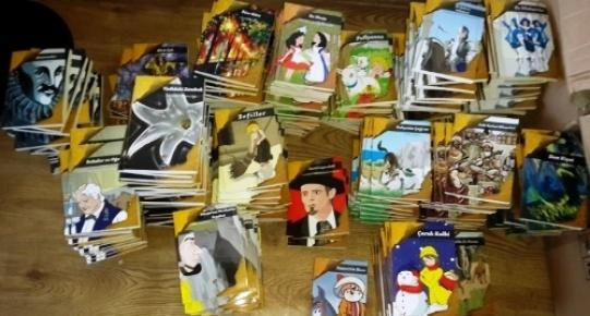 Mersin'de 40 Bin 115 Adet Korsan Kitap Ele Geçirildi