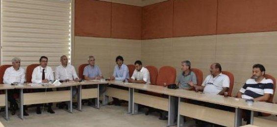 Mersin'de 4 İlçede Plaka İhalesi Tamamlandı