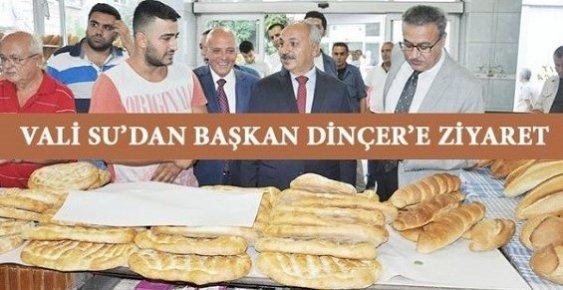 Mersin'de 5 Bin Esnaf Kepenk Kapattı!