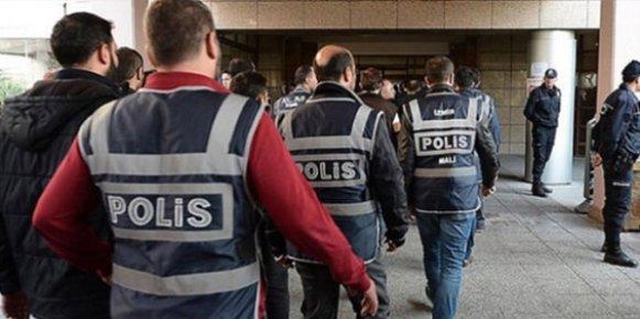 Mersin'de 7 Üsteğmen Gözaltına Alındı