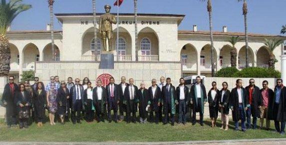 Mersin'de Adli Yıl Açılış Heyecanı