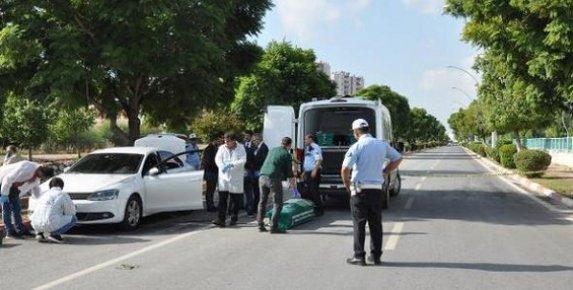 Mersin'de Akaryakıt İstasyonu Müdürlerine Silahlı Saldırı: 1 Ölü, 1 Yaralı