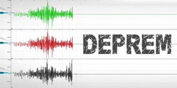Mersin'de Akşam Saatlerinde Deprem Meydana Geldi