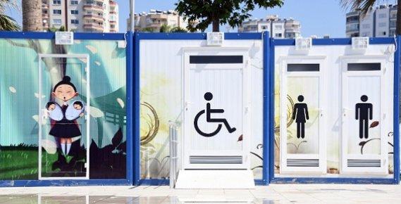 Mersin'de Anneler ve Engelliler İçin Anlamlı Hizmet