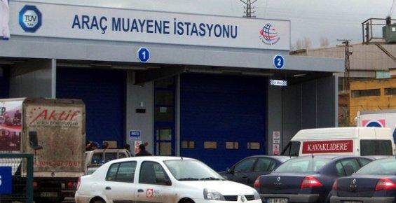 Mersin'de Araç Muayene İstasyonlarında Düzenleme