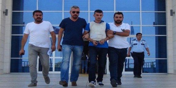 Mersin'de Asker Öldüren Katil Tutuklandı