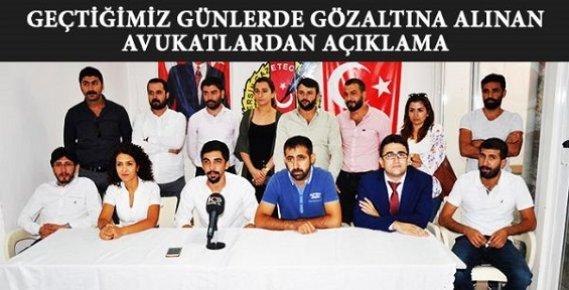 Mersin'de Avukatlardan, Savcı ve Hâkim İçin Suç Duyurusu