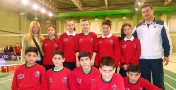 Mersin'de Badminton Anadolu Yıldızlar Müsabakaları Gerçekleşti