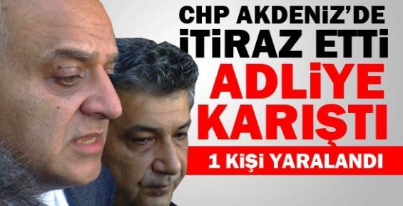 Mersin'de BDP-CHP Gerginliği