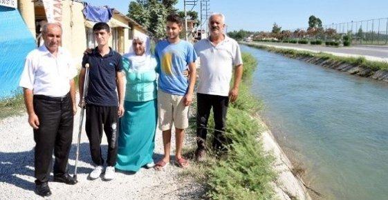 Mersin'de Ölmek Üzereyken Kendini Kurtaran Genci Kardeşi İlan Etti