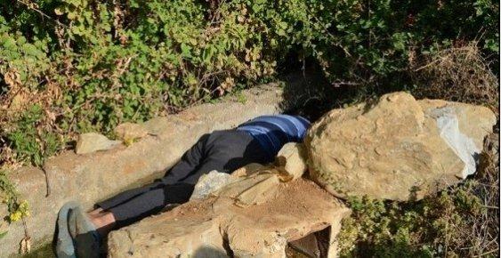Mersin'de Bir Kişi Sulama Kanalında Ölü Bulundu