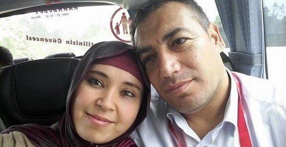Mersin'de Bunalıma Giren Koca Eşini ve 2 Çocuğunu Öldürüp İntihar Etti.