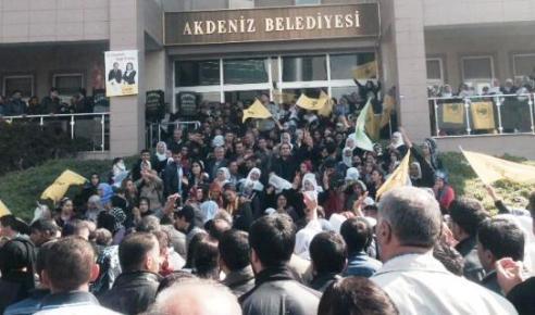 Mersin'de CHP BDP Seçim Gerginliği Sürüyor