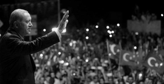 Mersin'de Demokrasi Nöbeti