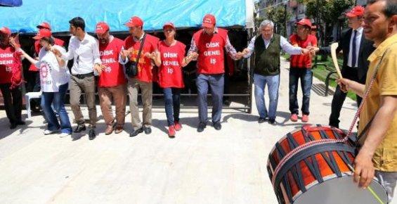 Mersin'de Direnen İşçiler Kazandı