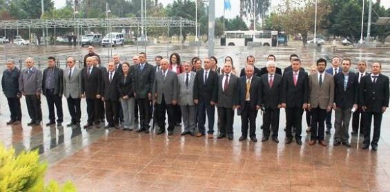 Mersin'de Diş Hekimleri Günü Kutlandı