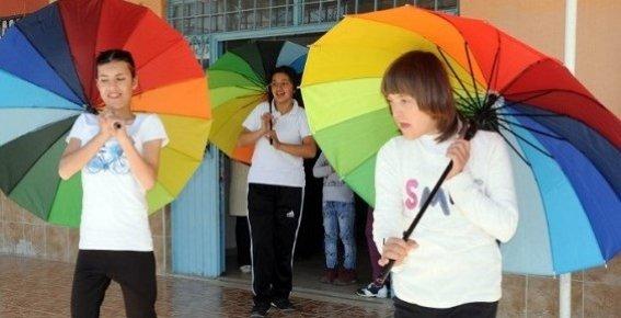 """Mersin'de """"Dünya Down Sendromu Günü"""" Etkinliği"""