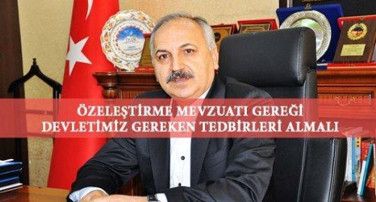 Mersin'de Elektrik Kesintileri İsyan Ettirdi!