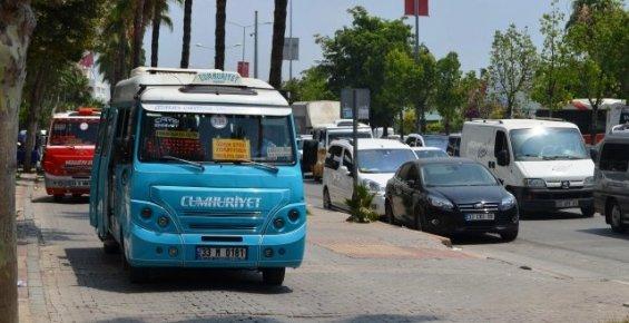 Mersin'de En Çok Parayı Ulaşıma Harcıyoruz