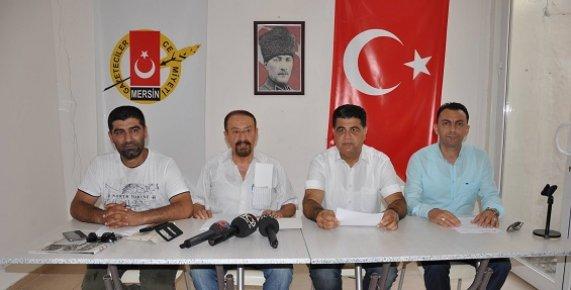 Mersin'de ENERJİ SA'ya İsyan