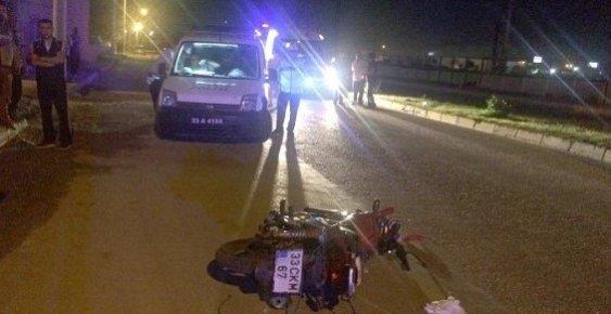 Mersin'de Feci Kazada 2 Kişi Hayatını Kaybetti.