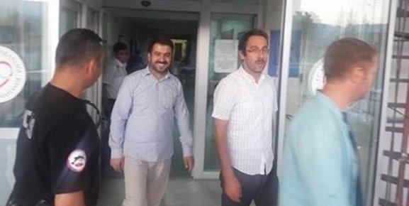 Mersin'de FETÖ Soruşturmasında 2 Kişi Tutuklandı