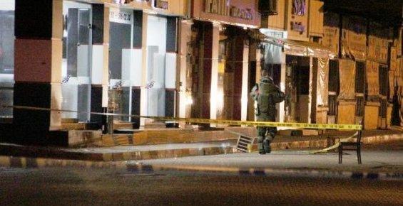 Mersin'de Fünyeyle Patlatılan Şüpheli Paket Boş Çıktı