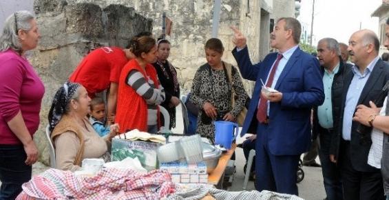 Mersin'de Giritliler Festivali İlgi Gördü