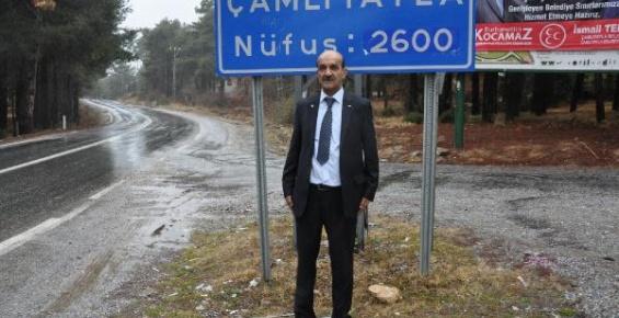 Mersin'de Görme Engelli Belediye Başkan Adayı
