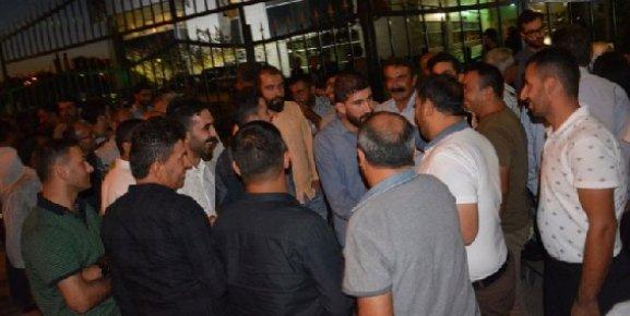 Mersin'de Gözaltına Alınan Avukatlar Serbest Bırakıldı