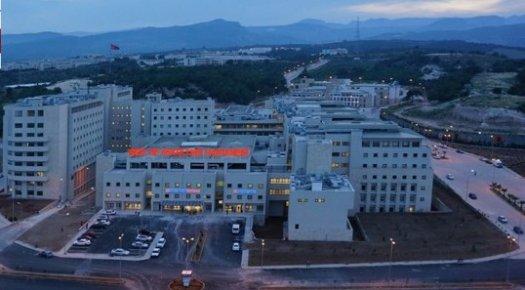 Mersinde Hastane Inşaatında Usulsüzlük Iddiası