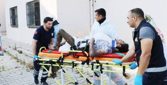 Mersin'de Hırsızlık Amacıyla Girdiği Trafoda Ölümden Döndü