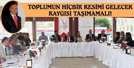 Mersin'de İş Dünyası Kaygılı