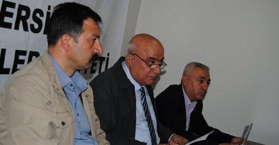 Mersin'de İşçiler 1 Mayısı Cumhuriyet Meydanında Kutlayacak