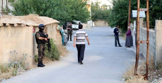 Mersin'de IŞİD Operasyonunda 7 Kişi Tutuklandı.