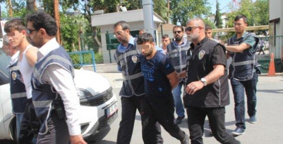 Mersin'de işlenen Cinayetle İlgili 5 Suriyeli Tutuklandı